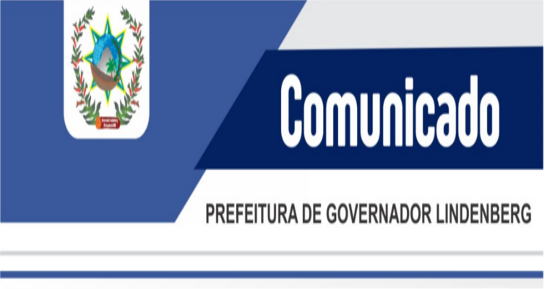 COMUNICADO! Cartório Eleitoral de Governador Lindenberg
