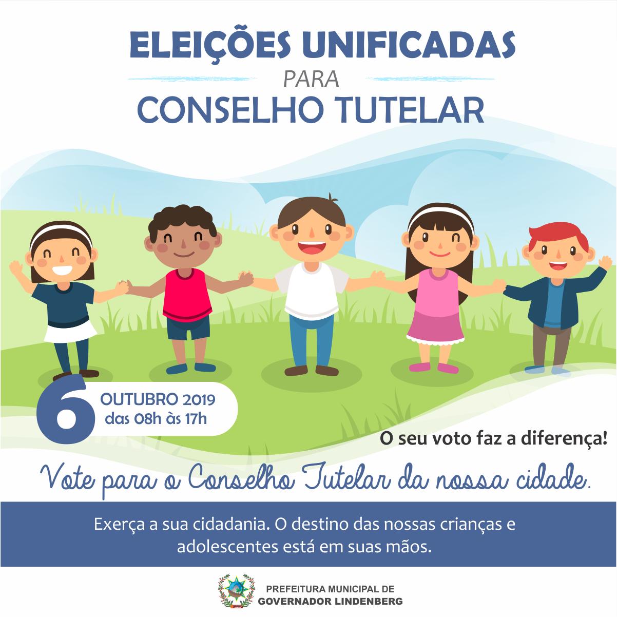 Edital de Divulgação dos Locais de Votação para Escolha dos Membros do Conselho Tutelar